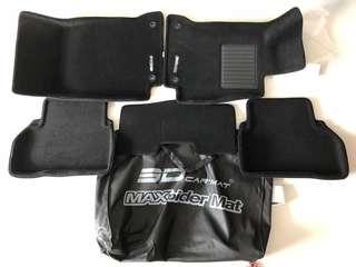 3D Maxspider Car Mat - C180 (W205)