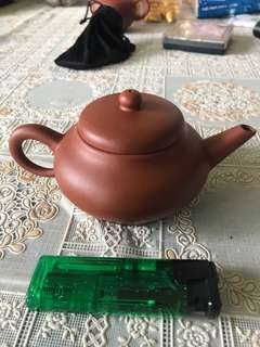 Chinese Tea Pot 红泥宜兴茶壶