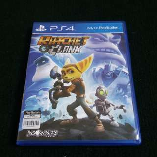 ratchet and clank ps4 game
