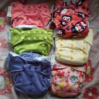 Cloth diaper ecopwet