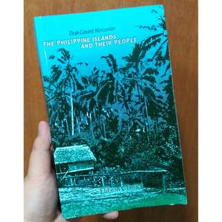 The Philippine Islands and Their People by Dean Conant Worcester