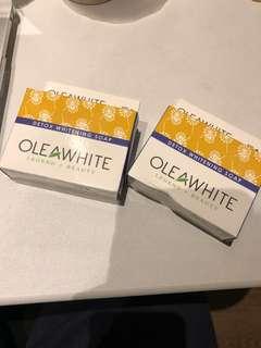 OLEAWHITE SKIN WHITENING SOAP