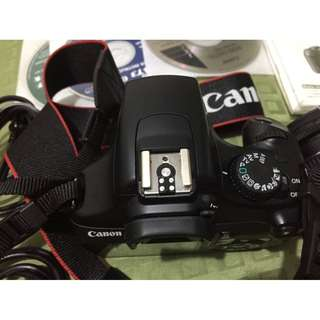 Complete Canon EOS 1100D DSLR Camera and 18-55mm IS II Lens Kit (Black)