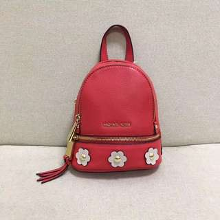 Michael Kors Mini Backpack Flowery