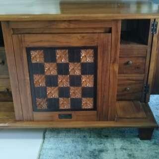Beautiful TV console table