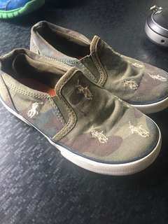 Polo toddlers boys shoes