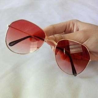 FREEBIE Gradient Sunglasses
