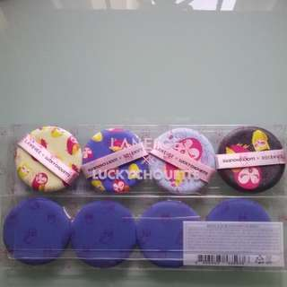Spons BB Cushion (4 pcs)