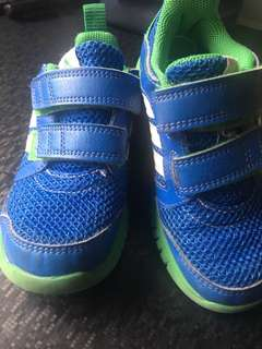 Adidas shoes toddler boys