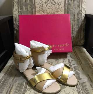 Now $40! BNIB Kate Spade Flat Sandals