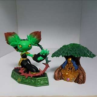 Skylanders Imaginators- Enchanted Elven Forest