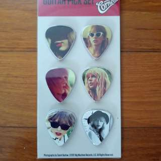 🆕🆕🆕Taylor Swift Collectibles - Guitar Pick Set