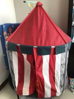 Ikea castle tent