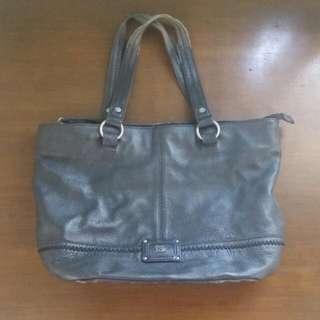 The Sak Black Shoulder Bag/ Tote