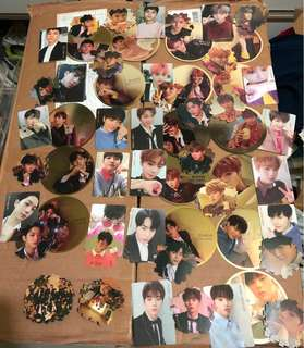 [WTT/WTS][SALE] WANNA ONE 0+1=1 I.P.Y Photocard / Tazo / Mirror Card I Promise You