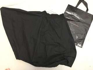 原裝全新Harrison Wong 黑色半截裙
