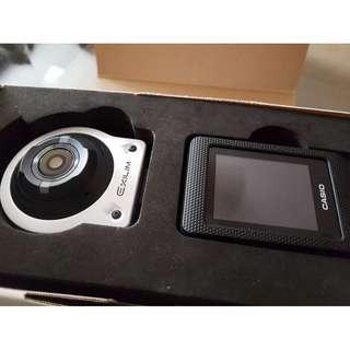 Casio EX-FR10  EXILIM  selfie wefie go camera