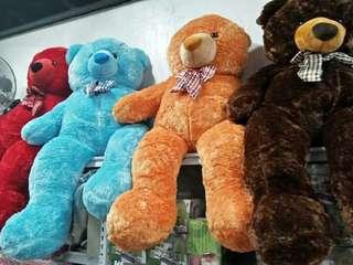 Human size bear