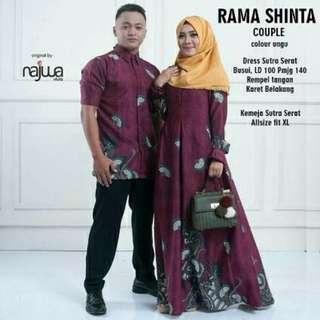 Rama sinta couple
