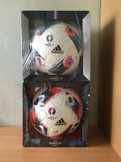 Euro 2016 Official Match Ball OMB Beau Jeu + Fracas