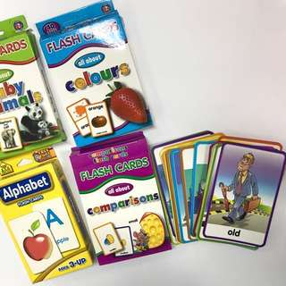 Flashcard (Buku Anak)