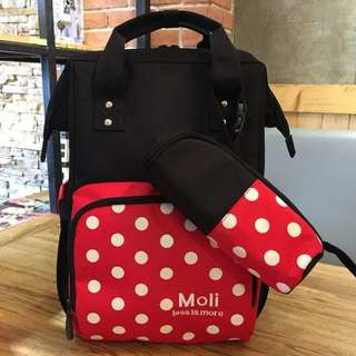 Mickey Mouse  diaper backpack