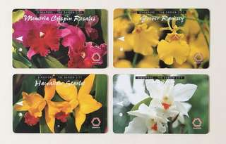 TransitLink Cards - Singapore... The Garden City
