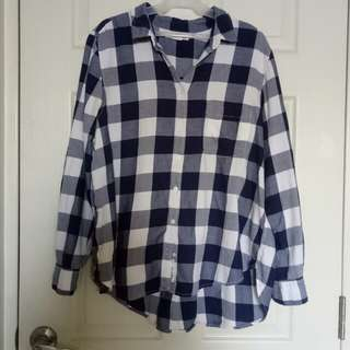 Free SF: H&M Oversized polo