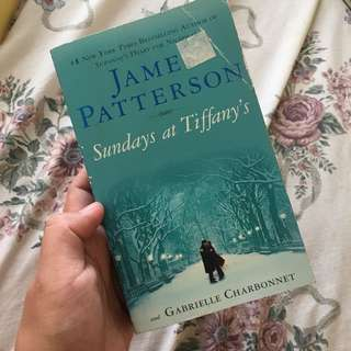 James Patterson Sunday's at Tiffany's