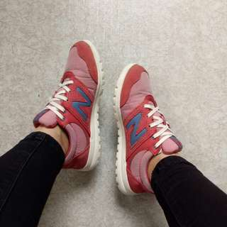 New Balance Crush Ruby Red