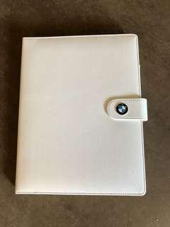 BMW 原廠 皮套 手機 iPad 平板 筆記本 文件 護照 名片