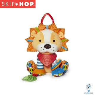 Skip Hop Playtime Bandana Buddies | Activity Lion [BG-SH306207]