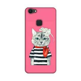 Hello Kitty Pink Vivo V7 Plus Custom Hard Case