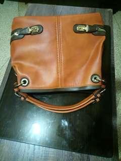 Preloved brown bag