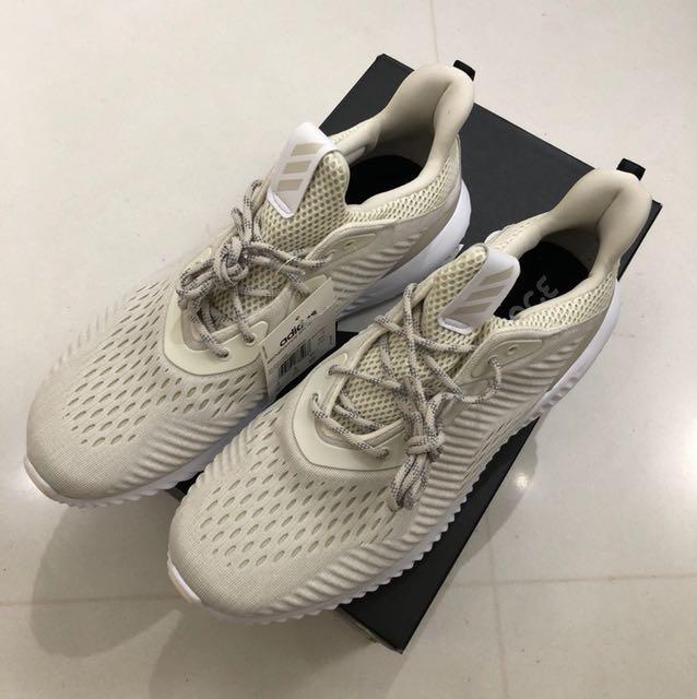 3e0f7da85ae 100% Original Adidas Alphabounce em m bw1207