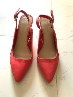 女裝高跟鞋 (鞋踭2.5吋)