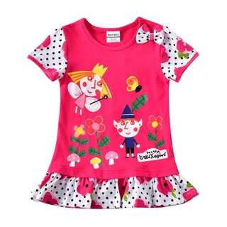 PO Ben & Holly TOP