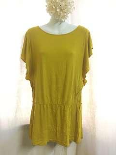 Marks & Spencer Mustard Shirt