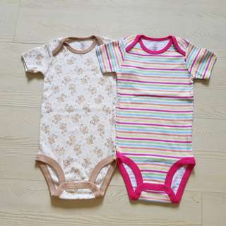 18months brand new rompers