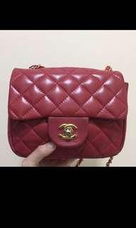 中古 vintage Chanel 斜咩袋 Bag