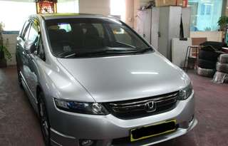 Honda ODC RB2