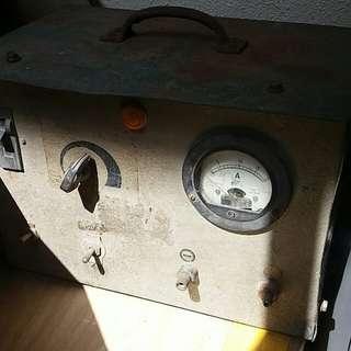 6V, 12V 快义慢义,古董义电机