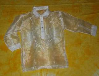 Barong Fit 3 to 4 yrs old