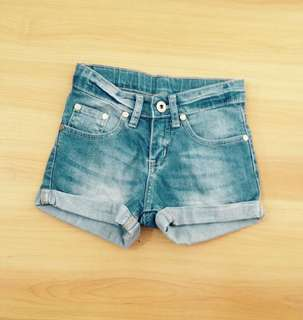 Girl's Cropped Shorts