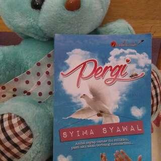 Novel Pergi