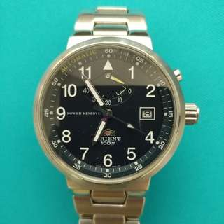 Vintage Orient Automatic 100M Power Reserve Watches 古董手錶