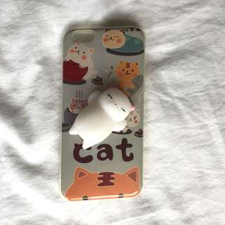 Squishy Cat Phone Case for iPhone 6/6s