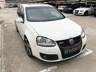 VW Golf Gti 2.0 (A) 🇸🇬 Singapore Register. Rdy Jb : cash rm 18.5k