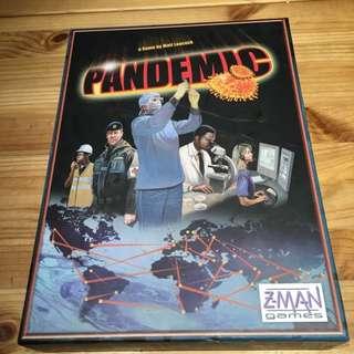 Pandemic (1st Edition)