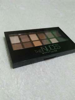 Maybelline Palette 9/10 Good Condition